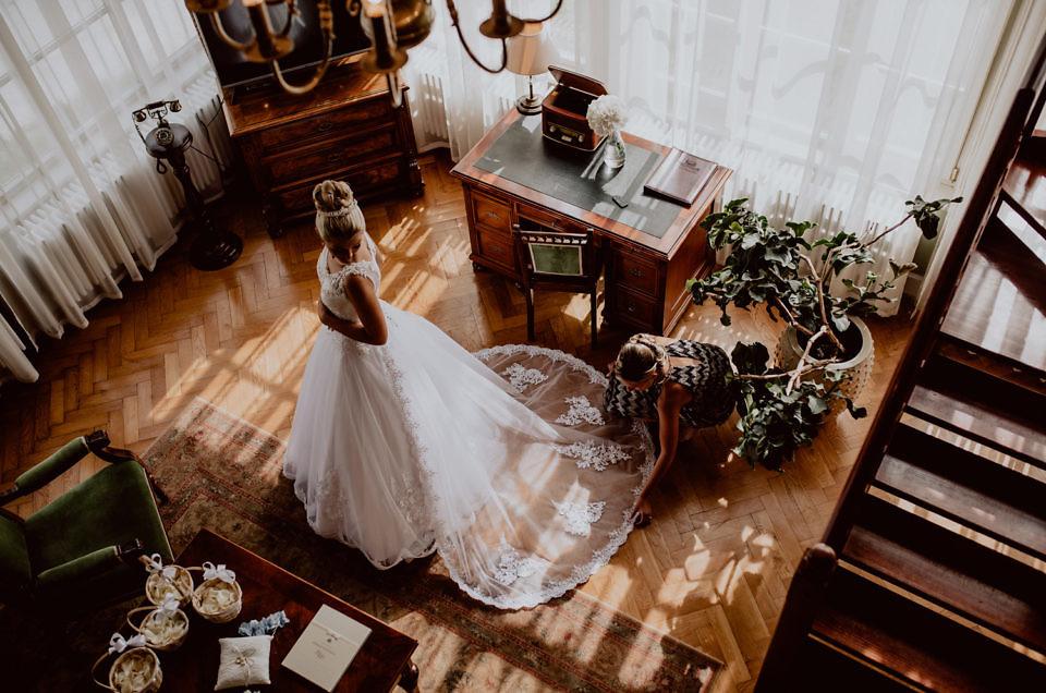 Wesele w Pałacu Wojanów – Natalia i Adrian