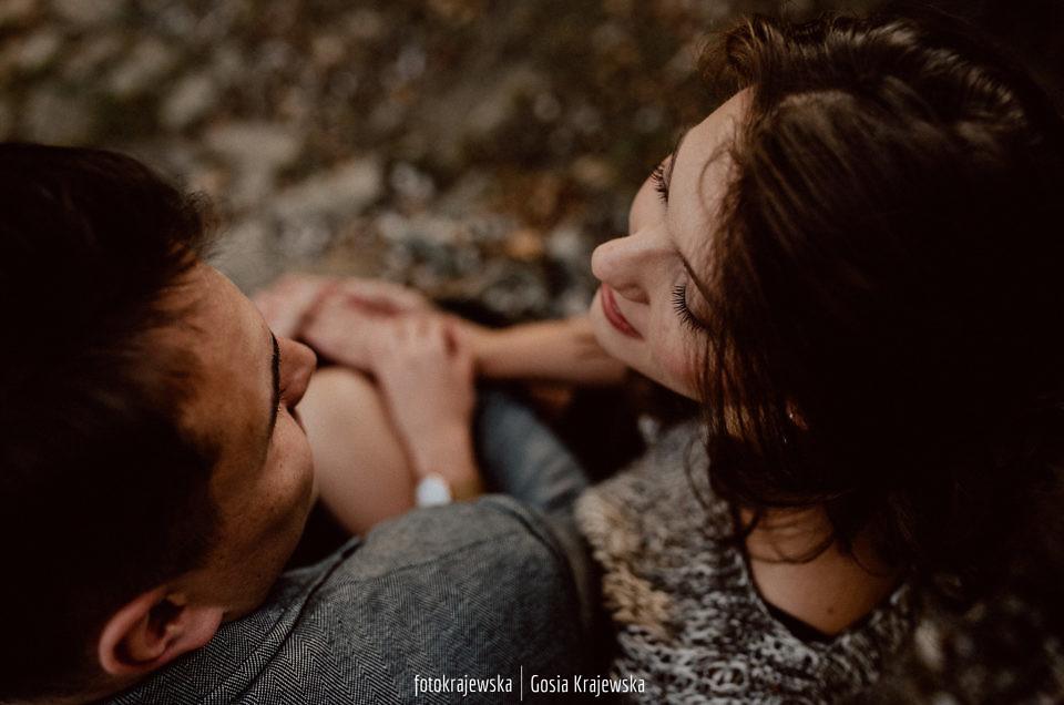 Magda i Kamil – jesienna sesja narzeczeńska