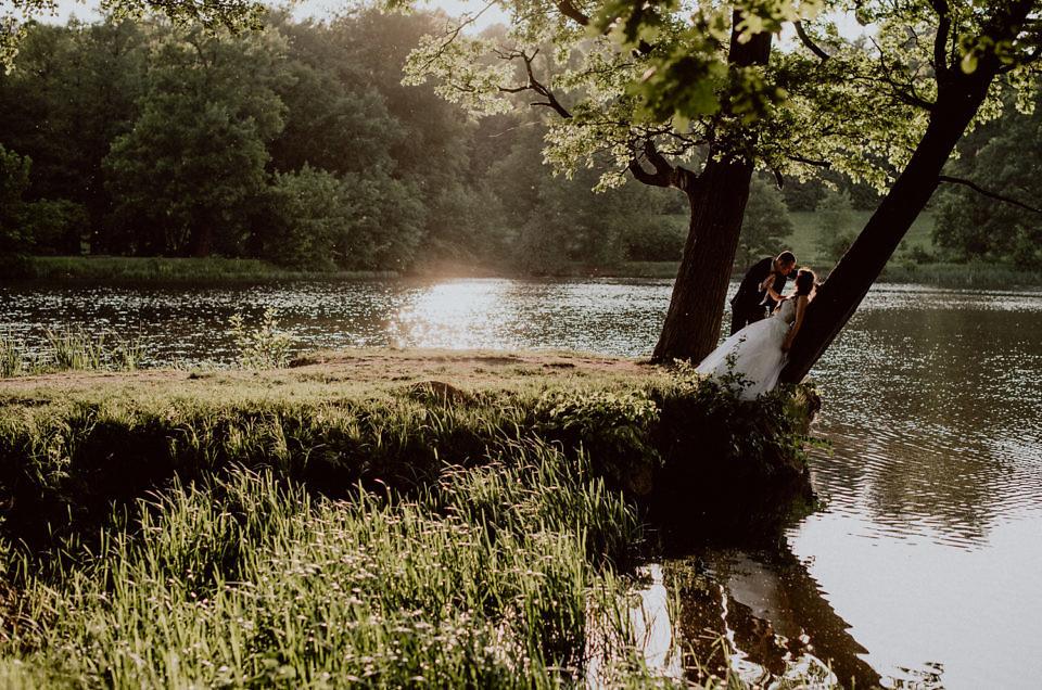 Fotografia ślubna Dolny Śląsk | wesele Dominiki i Miłosza, Dwór Romantyczny w Bielance