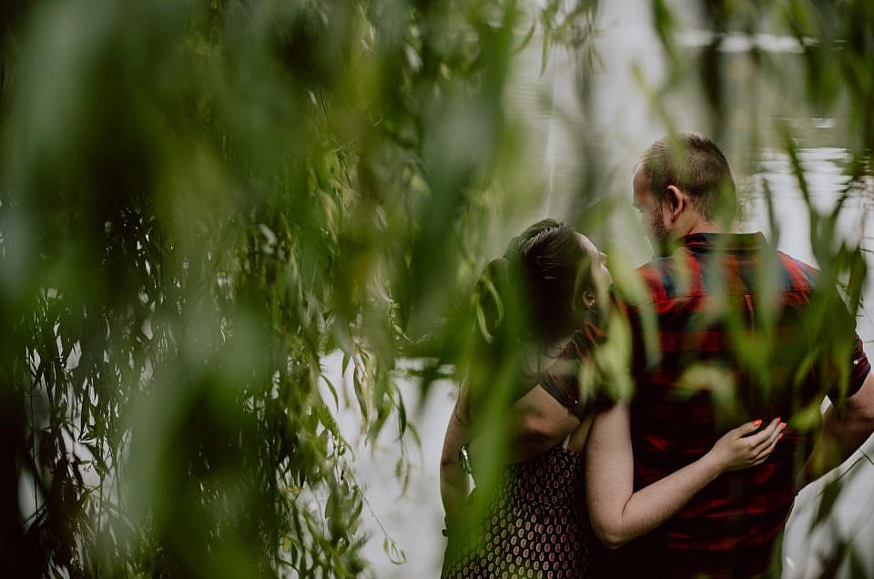 Sesja narzeczeńska w Jeleniej Górze | Marta + Partyk