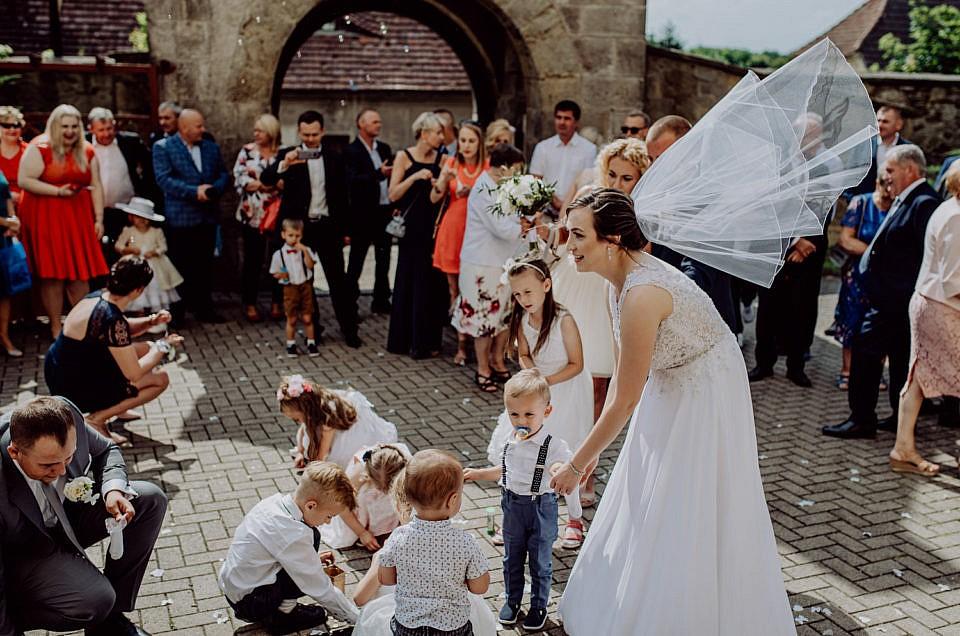 Magda i Radek | reportaż ślubny z Lubomierza